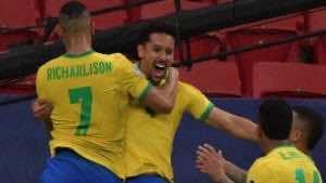 نتيجة مباراة البرازيل وفنزويلا في افتتاح كوبا أمريكا 2020 - ماركينيوس - صور Getty