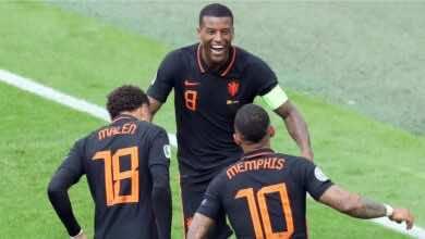 يورو 2020 | ثلاثية هولندا ضد مقدونيا تُبلل مناديل جماهير برشلونة بدموع الحسرة!