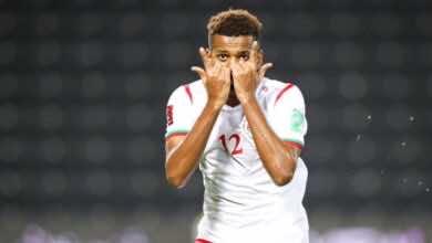 """شاهد فيديو اهداف مباراة عمان وافغانستان بتصفيات كأس العالم 2022 """"فواز يقود عمان للفوز"""""""
