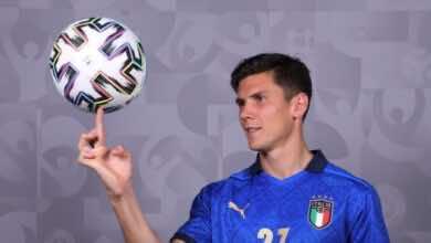 يورو 2020 | راقص باليه يريد أن يصبح مهندسًا معماريًا..من هو ماتيو بيسينا أقل لاعبي إيطاليا راتبًا؟