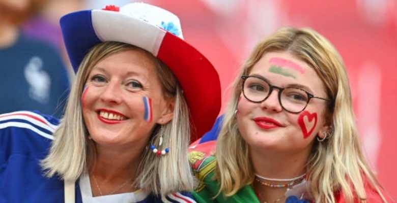 صور مباراة فرنسا والبرتغال يورو 2020 دور المجموعات