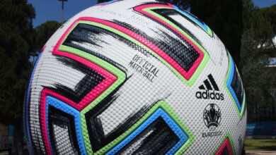 كرة يورو 2020