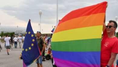 برشلونة ويوفنتوس على رأس الأندية المُعترضة على رفض يويفا دعم المثليين - صور Getty