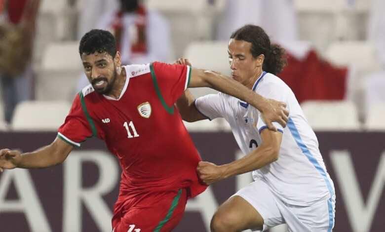 فيديو اهداف مباراة عمان والصومال في بطولة كأس العرب فيفا 2021..ليلة إحراج الأحمر!