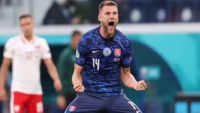 نجم مباريات اليوم الرابع في يورو 2020 | ممزق شباك حارس يوفنتوس ومُلجم ليفاندوفسكي