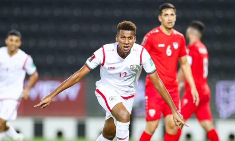 عمان تسقط أفغانستان بقذائف عبد الله فواز لتستعيد نغمة الانتصارات في تصفيات كأس العالم