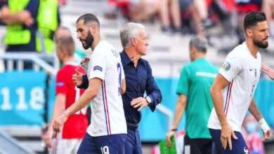 يورو 2020 | لا أهداف ولا تمريرات..عودة كريم بنزيما إلى فرنسا ليست قصة خيالية!
