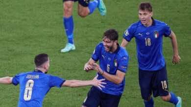 نجم مباريات اليوم السادس في يورو 2020 | من حق مانشيني أن يَنسى فيراتي!