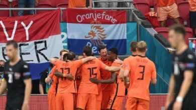 شاهد فيديو اهداف مباراة هولندا والنمسا في يورو 2020..ودومفريس يواصل التعملق