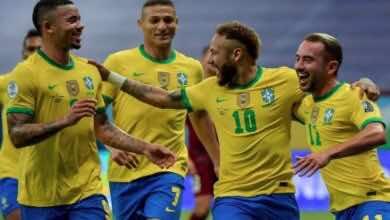 نيمار يصنع ويسجل ويُزعج بلد جميلات العالم في فوز البرازيل على فنزويلا بافتتاح كوبا أمريكا