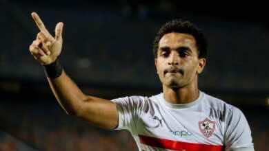 نتيجة مباراة الزمالك ومصر المقاصة في كأس مصر 2021..أوباما ينتفض بثنائية رائعة