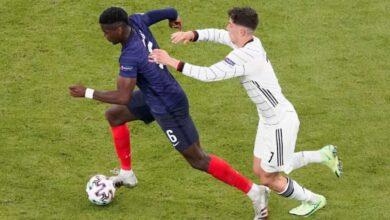 نجم مباريات اليوم الخامس في يورو 2020 | بوجبا يخرج لسانه لجماهير مانشستر يونايتد