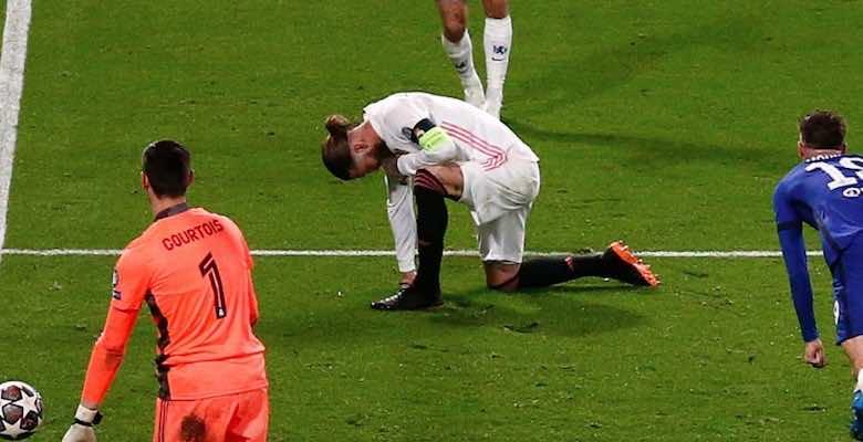 رسميًا | ريال مدريد يعلن إقامة حفل وداع لاسطورة الدفاع سيرخيو راموس - صور Getty