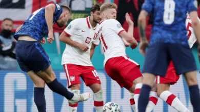 يورو 2020 | جماعية سلوفاكيا تطغى على نجومية ليفاندوفسكي وبولندا الضحية!