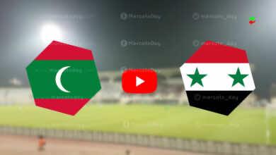 مشاهدة بث مباشر مباراة سوريا وجزر المالديف في تصفيات كأس العالم 2022