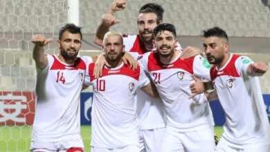 تصفيات كأس العالم 2022 | سوريا تتأهل للأدوار النهائية وكأس آسيا بعد الفوز على المالديف