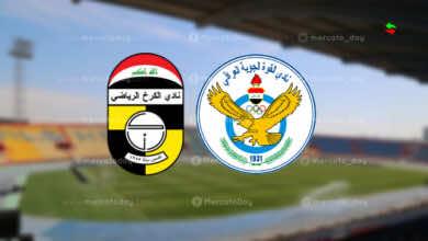 موعد مباراة القوة الجوية والكرخ في الدوري العراقي..القنوات الناقلة والمعلق