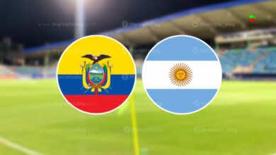 موعد مباراة الارجنتين والاكوادور في بطولة كوبا أمريكا 2021.. القنوات الناقلة والمعلق