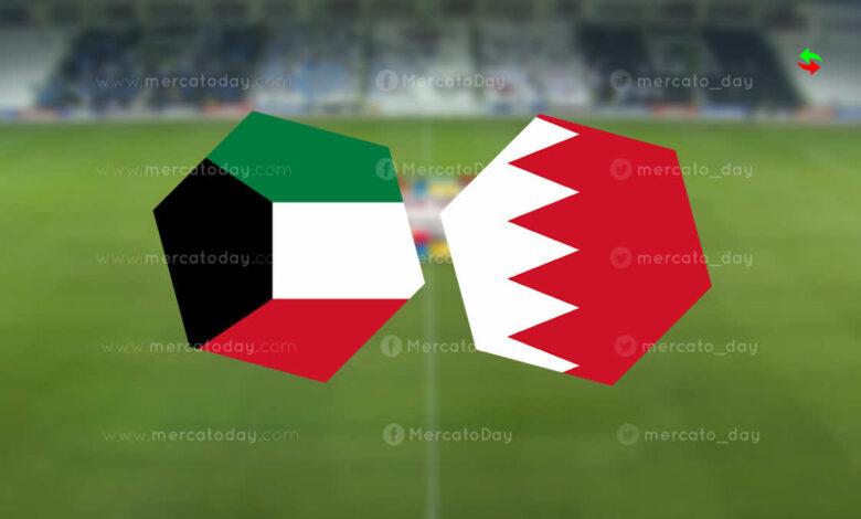 موعد مباراة البحرين والكويت في بطولة كأس العرب 2021.. القنوات الناقلة والمعلق