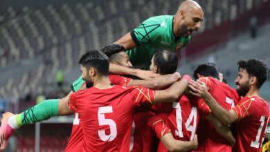 شاهد فيديو اهداف مباراة البحرين والكويت في كأس العرب 2021.. ثنائية حمراء