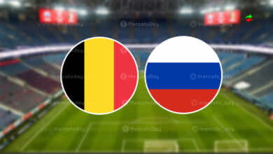 موعد مباراة بلجيكا وروسيا في بطولة يورو 2020 والقنوات الناقلة