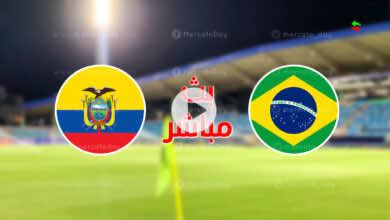 مشاهدة مباراة البرازيل والاكوادور في بث مباشر ببطولة كوبا أمريكا 2021