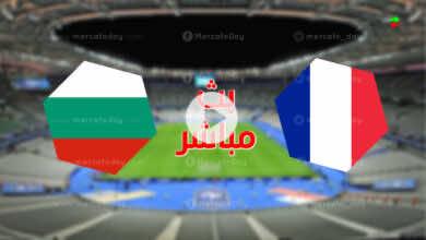 مشاهدة مباراة فرنسا وبلغاريا فى بث مباشر بتحضيرات يورو 2020