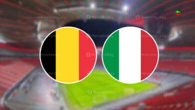 شاهد مباراة ايطاليا وبلجيكا في بث مباشر يلا شوت ببطولة يورو 2020