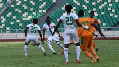 بوركينا فاسو تخسر بهدف قاتل أمام كوت دي فوار في تحضيرات تصفيات كأس العالم 2022