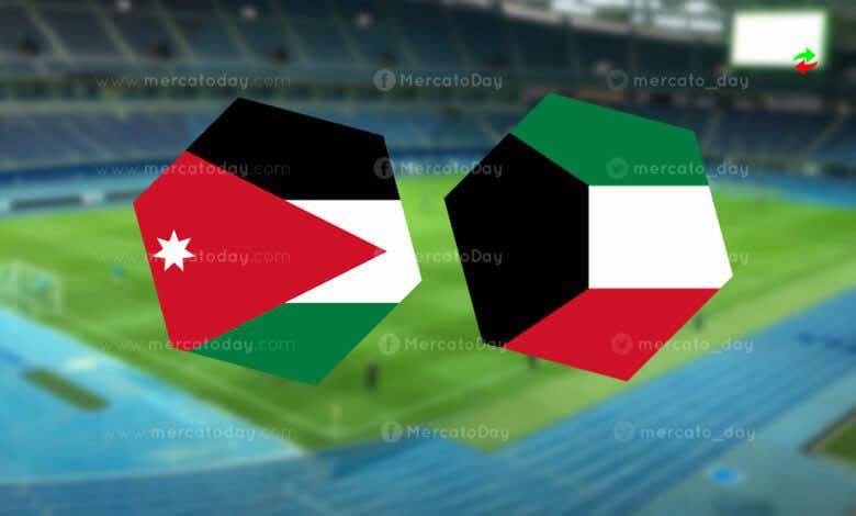 موعد مباراة الاردن والكويت في تصفيات كأس العالم 2022 والقنوات الناقلة (الجولة 8)