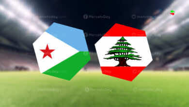 موعد مباراة لبنان وجيبوتي فى تصفيات كأس العرب 2021 والقنوات الناقلة