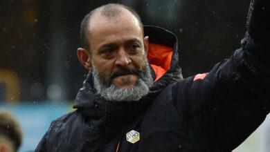 ولفرهامبتون يختار مدربه الجديد بعد رحيل نونو سانتو
