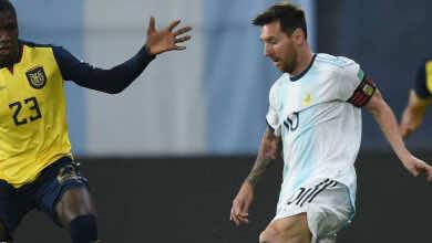 ميسي | حلمي الأكبر الفوز ببطولة مع الأرجنتين.. ونخشى كورونا