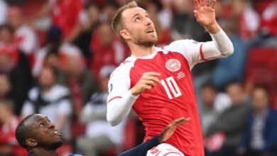 يورو 2020   مفاجأة.. إريكسن قد يستكمل مباريات أمم أوروبا مع الدنمارك