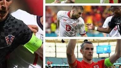 من هم؟ ..8 لاعبين من مدريد قادة لمنتخبات بلادهم في يورو 2020