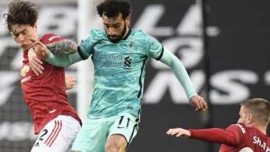 صفقات ليفربول | مفاوضات مع مالين لتعويض رحيل محمد صلاح