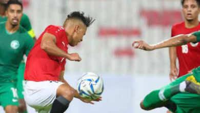 ما هو موعد مباراة السعودية واليمن في تصفيات كأس العالم 2022 والقنوات الناقلة