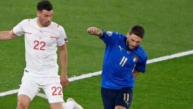صفقات ليفربول | خوفًا من رحيل صلاح.. الريدز يستهدف نجم إيطاليا بعد تألقه في يورو 2020