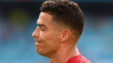 رئيس النصر يرفض التعاقد مع كريستيانو رونالدو بسبب عمره