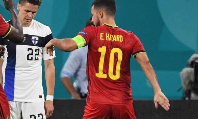 يورو 2020 | بطريقة مضحكة.. يايا توريه يشيد بـ مؤخرة هازارد