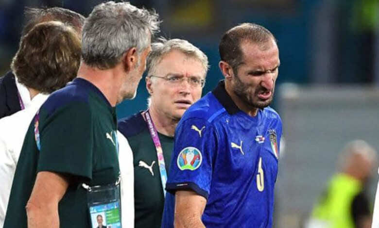 يورو 2020.. الشكوك مازالت تحوم حول مشاركة كيليني وفلورنزي أمام النمسا