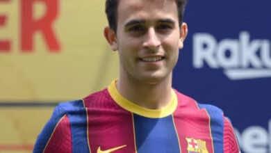 صفقات برشلونة   إيريك جارسيا يعود من مان سيتي ويوقع على شرط جزائي 400 مليون يورو