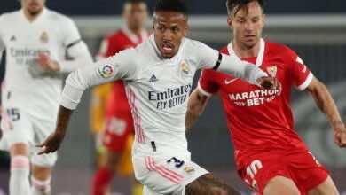 ميلتاو يعوض رحيل راموس وفاران في ريال مدريد