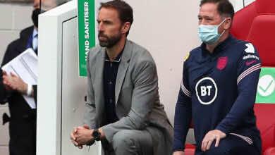 يورو ٢٠٢٠ | مدرب إنجلترا لن تتم إقالته حتى لو أخفق في البطولة