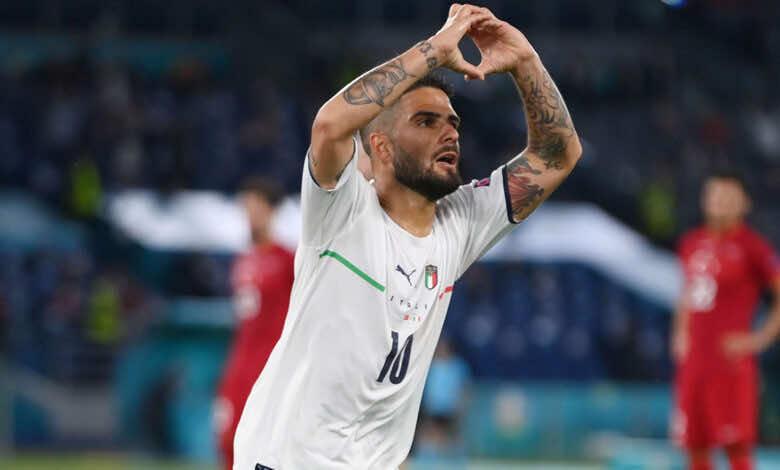 لورنزو يكشف تعليمات مانشيني خلال مباراة إيطاليا أمام تركيا