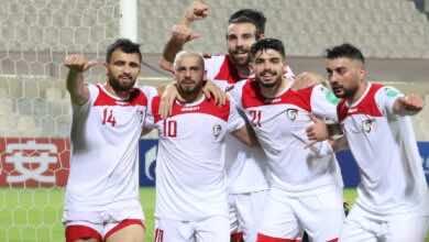 موعد مباراة سوريا وغوام فى تصفيات كأس العالم 2022 والقنوات الناقلة (الجولة التاسعة) (صور:twitter)