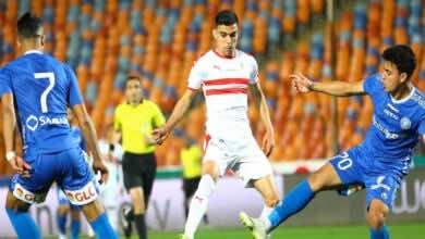 موعد مباراة الزمالك القادمة فى الدوري المصري والقنوات الناقلة (صور:twitter)