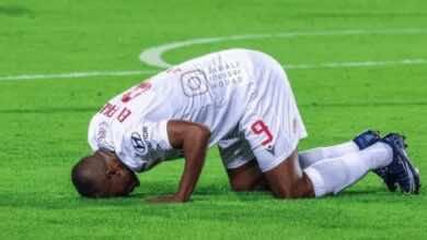 البطولة المغربية المحترفة | هاتريك أيوب الكعبي يُزين فوز الوداد على الدفاع الجديدي