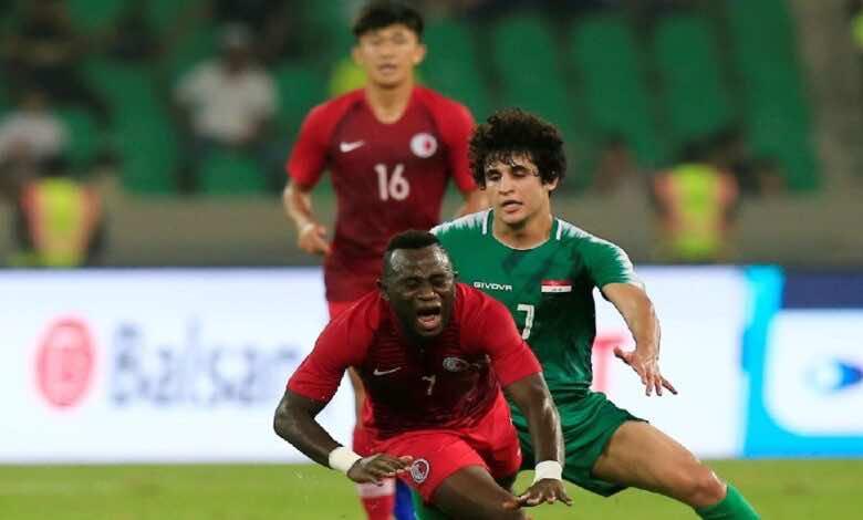 موعد مباراة العراق وهونج كونج فى تصفيات كأس العالم 2022 والقنوات الناقلة (صور:AFP)