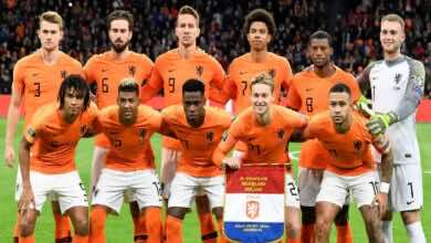 موعد مباراة هولندا وأوكرانيا فى يورو 2020 والقنوات الناقلة (صور:AFP)